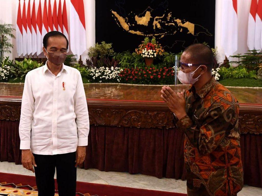 Cerita 8 Hari Suroto: Diangkut Polisi, Lalu Diundang Jokowi