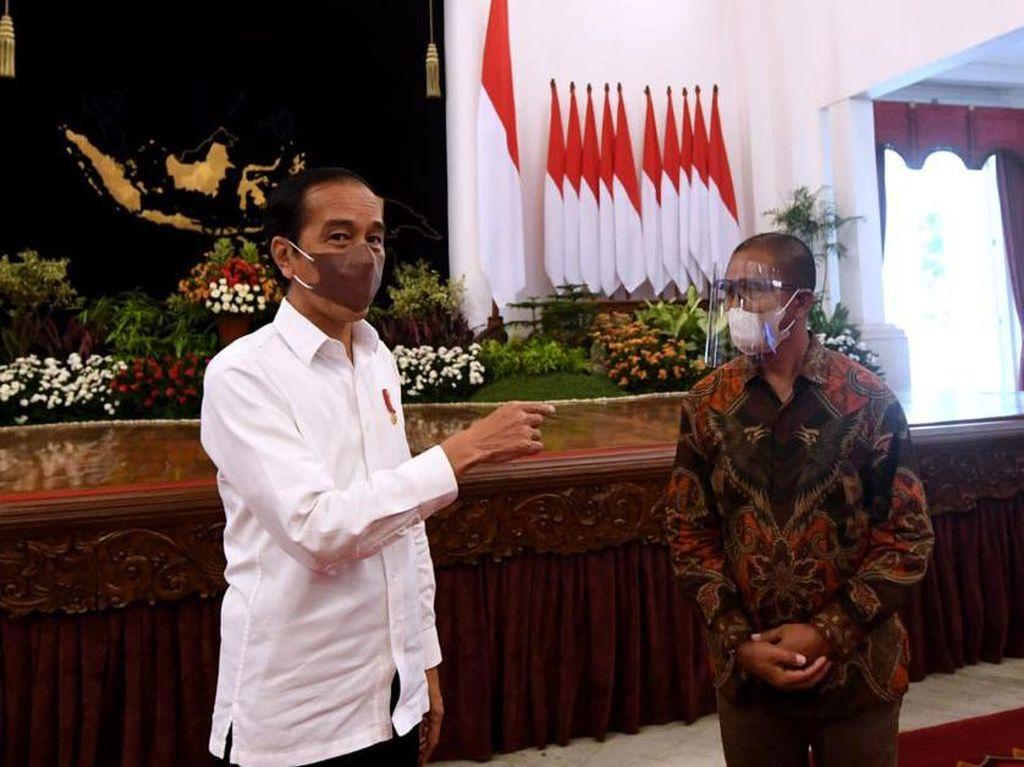 Hasil Pertemuan Jokowi dan Peternak Blitar yang Protes Harga Jagung