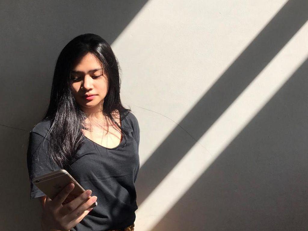 Potret Manis Tiarani Savitri, Putri Mulan Jameela yang Memikat Hati