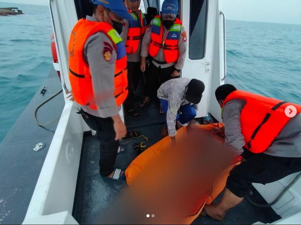 1 Korban Kapal Terbalik di Perairan Pulau Damar Ditemukan, 3 Masih Dicari