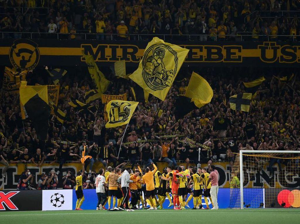 Young Boys Kalahkan MU, Bukti Keunikan di Liga Champions