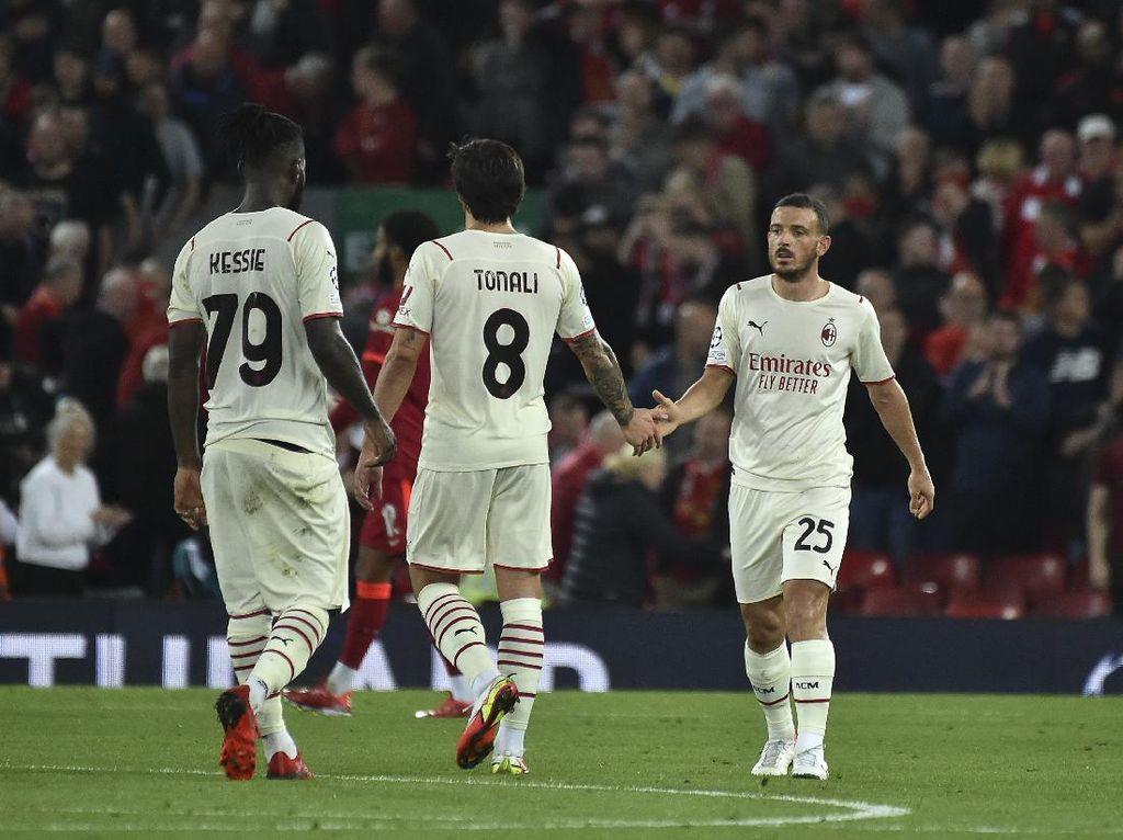 Liverpool Beri Pelajaran Ini buat AC Milan
