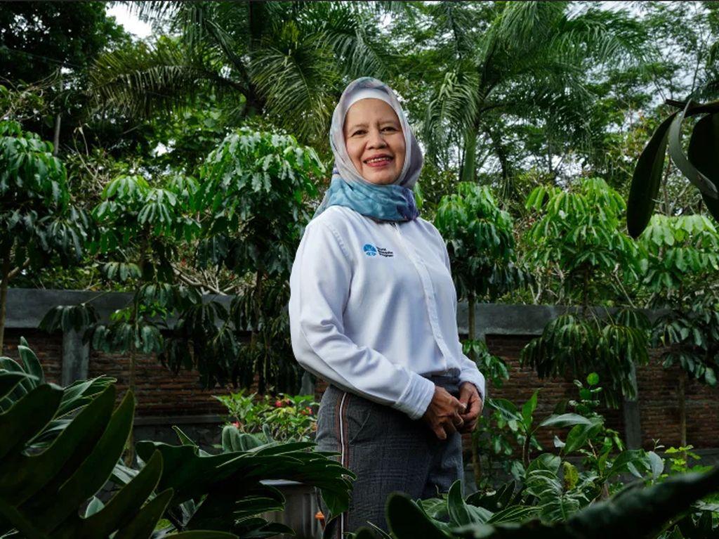 Dosen UGM Ini Jadi Wanita Indonesia Berpengaruh 2021 & Dipuji Melinda Gates