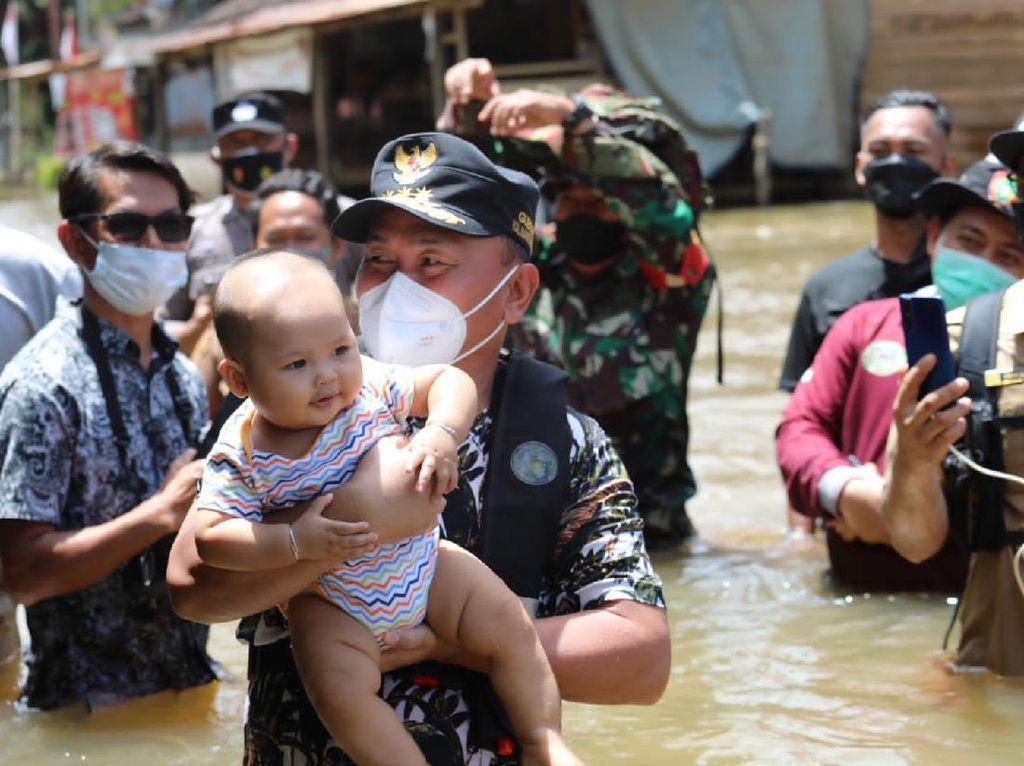 Kalteng Banjir, Gubernur Minta Kemen ESDM Tolak Pemohon Izin Tambang Baru