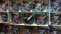 Biang Kerok Harga Sepeda Brompton Anjlok