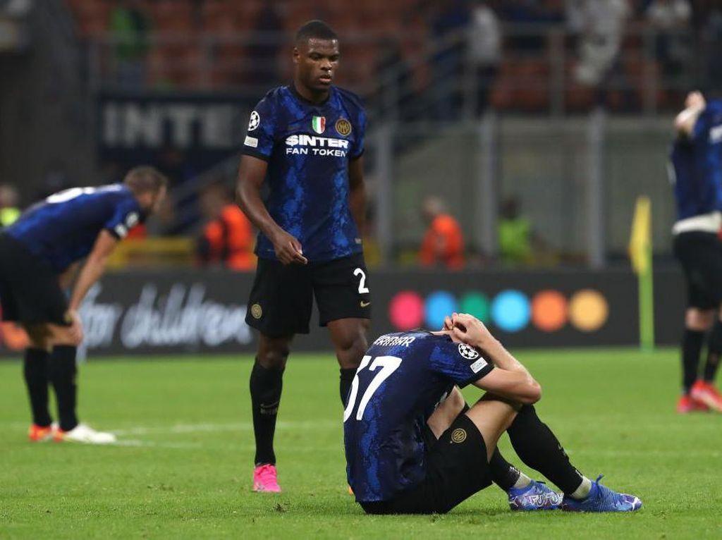 Inter Kalah di Matchday Pertama, Malah Bagus Menurut Sejarah