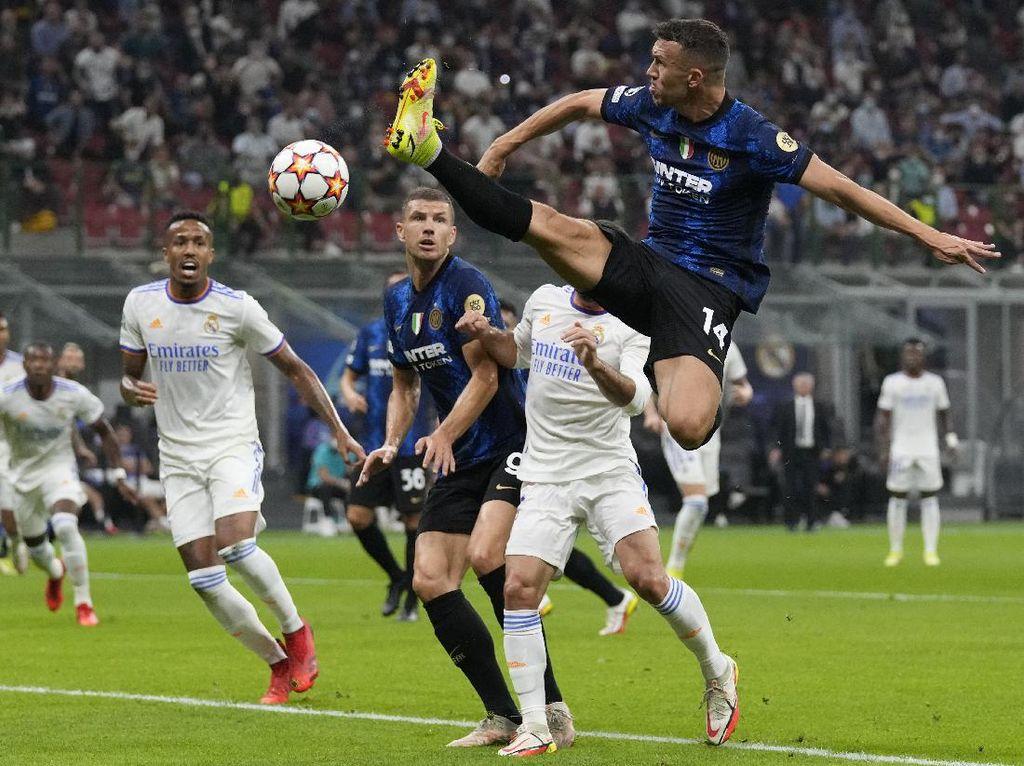 Inter Milan Vs Real Madrid: Los Blancos Menang Tipis 1-0