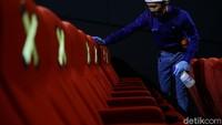 PPKM Makin Longgar, Status Kuning PeduliLindungi Kini Boleh Masuk Bioskop