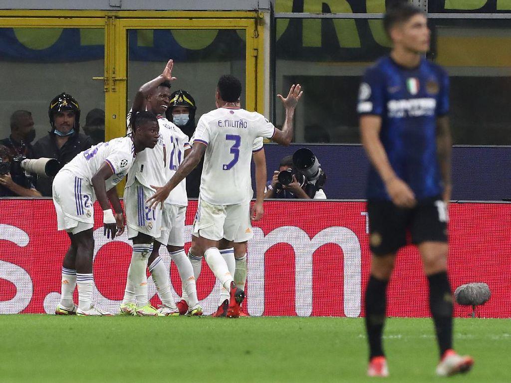 Real Madrid Bersakit-sakit Dahulu, Menang Kemudian