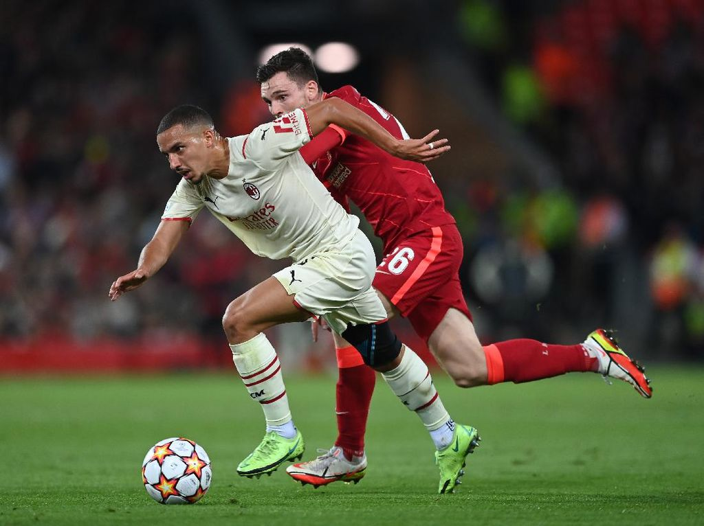 Milan Kalah dari Liverpool, Perasaan Bennacer Campur Aduk