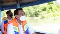 Blusukan Bareng Anies, Luhut Siapkan Jurus Cegah Jakarta Tenggelam