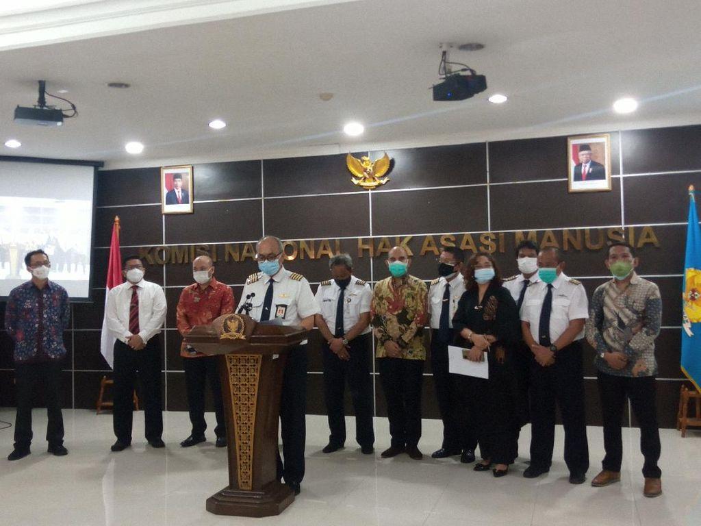 Terima Aduan Eks Pilot Merpati, Komnas HAM Akan Panggil 3 Kementerian