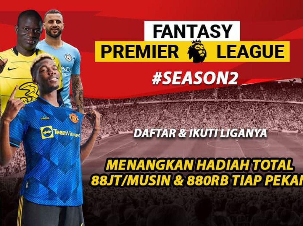 Inilah Juara Pertama EPL Fantasy League Season 2 Game Week Ke-4