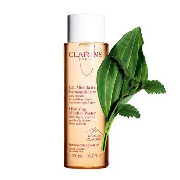 Produk pembersih wajah dari Clarins