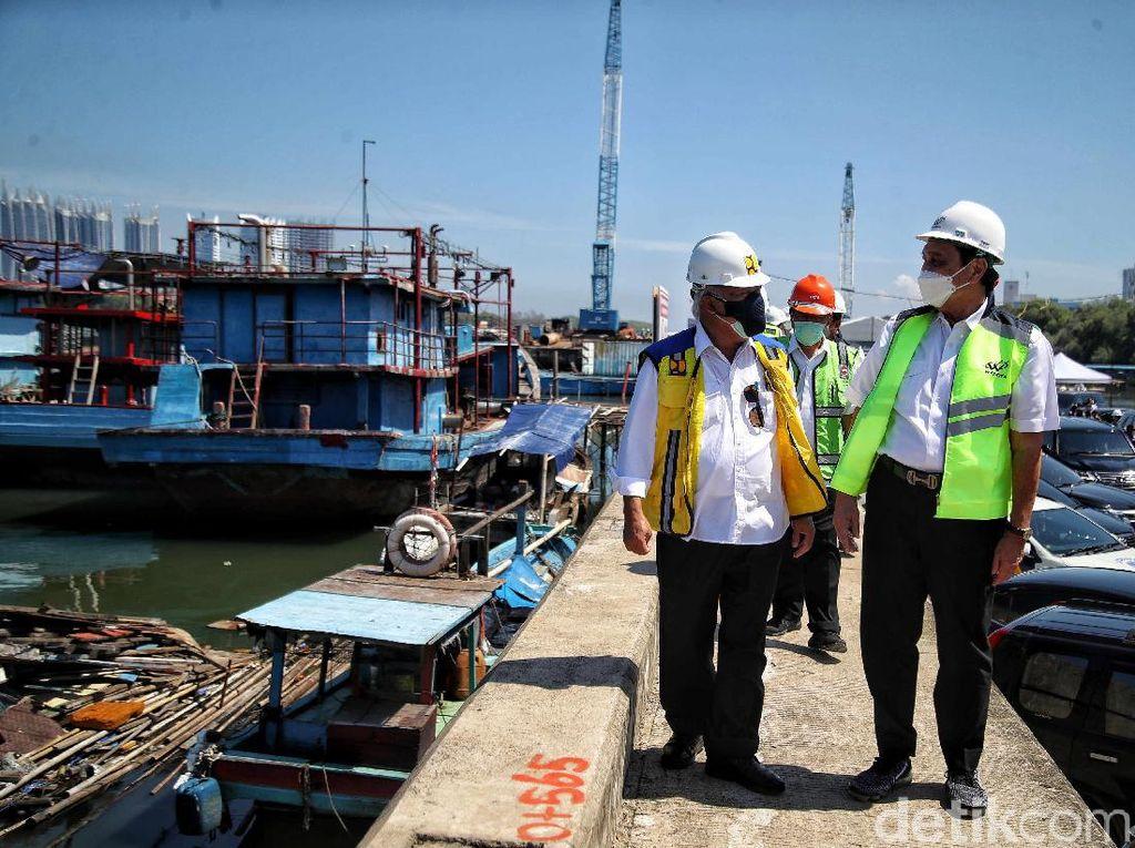 Apa Kabar Proyek Tanggul Cegah Jakarta Tenggelam?