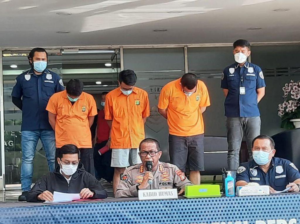 Pemalsuan Nopol Anggota DPR dan Pelat Rahasia RF Libatkan PHL Samsat