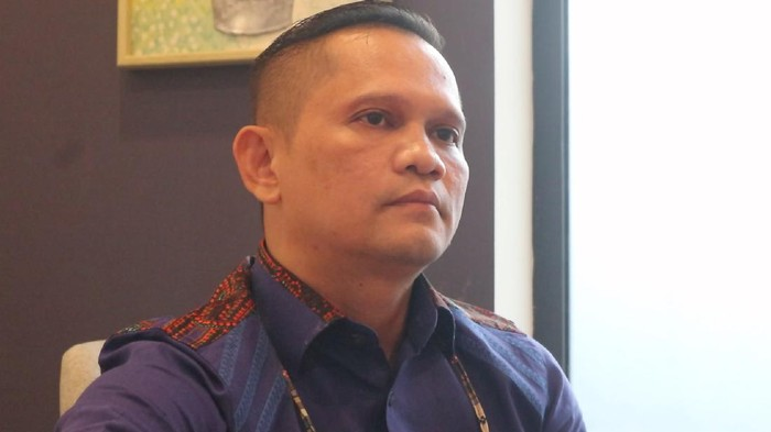 Presiden Persiraja Banda Aceh Nazarudin Dek Gam