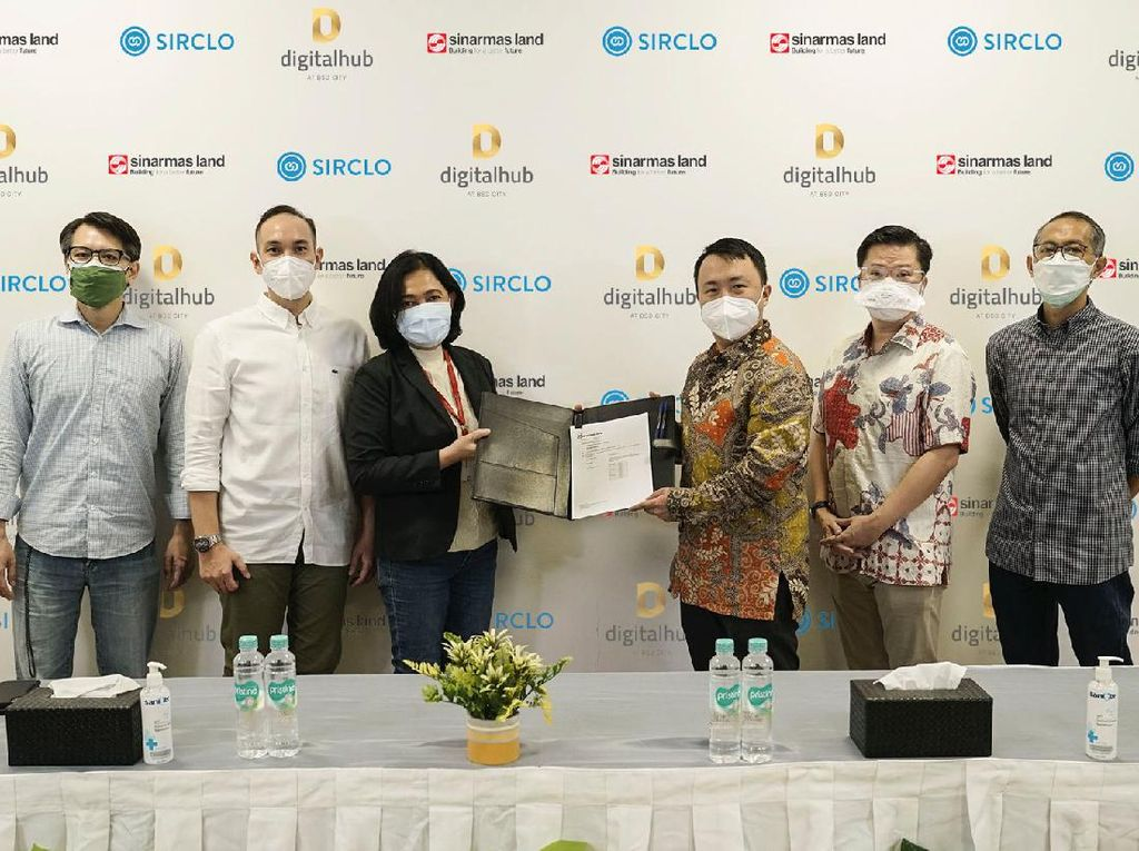 Sirclo Akan Beroperasi di Digital Hub BSD City 2024