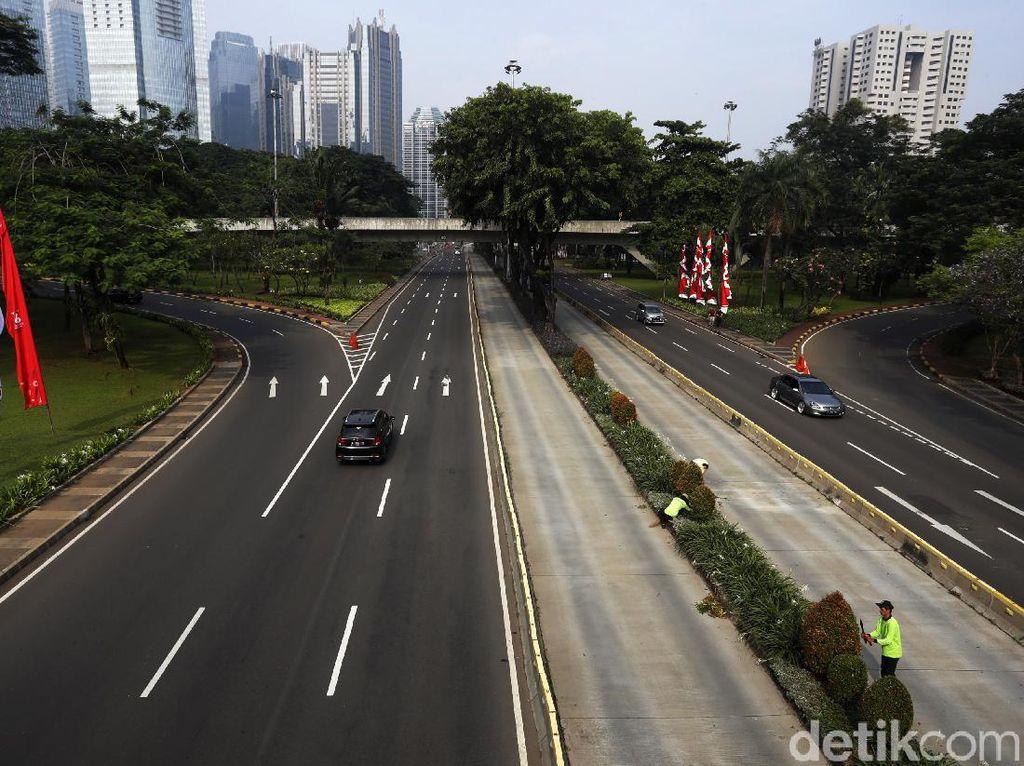 Status PPKM Jakarta: Level hingga Kepgub Anies Terbaru