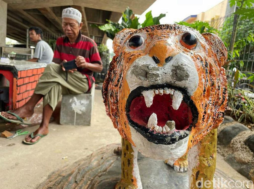 Ada Gajah hingga Harimau di Kolong Tol Becakayu