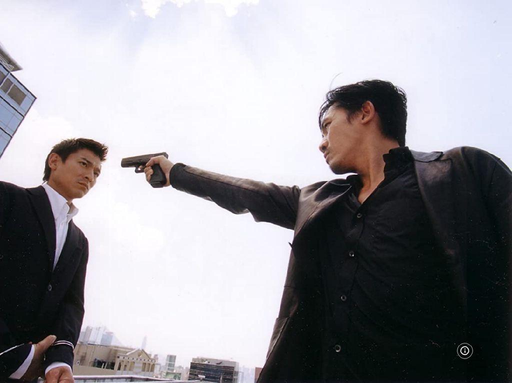 Goldfinger, Kembalinya Andy Lau dan Tony Leung Usai 20 Tahun