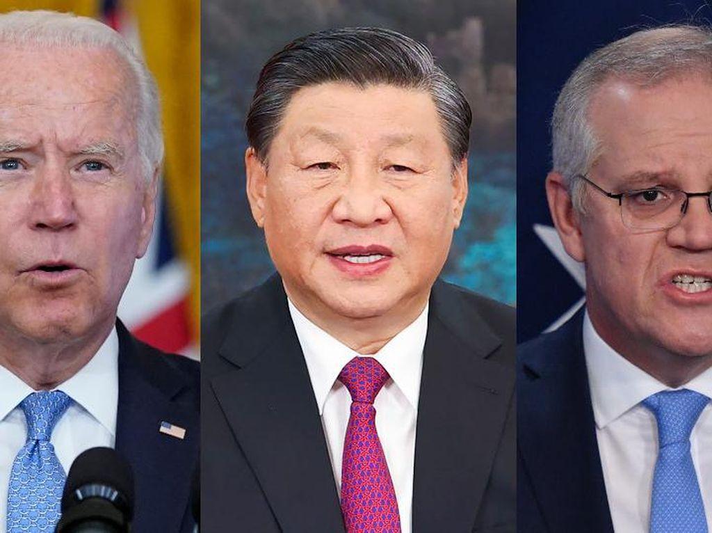 Kapal Selam Nuklir Australia untuk Antisipasi Konflik dengan China, Apakah Barat Siap?