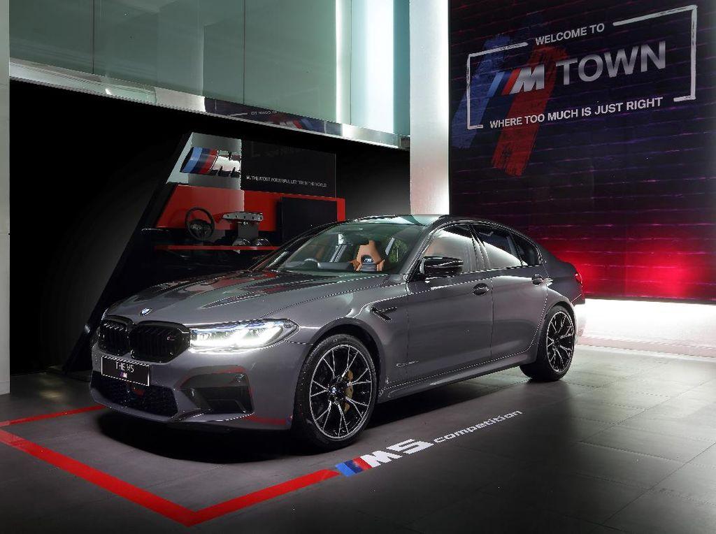 BMW Meluncurkan BMW M5 Competition, Harganya Rp 4,7 M