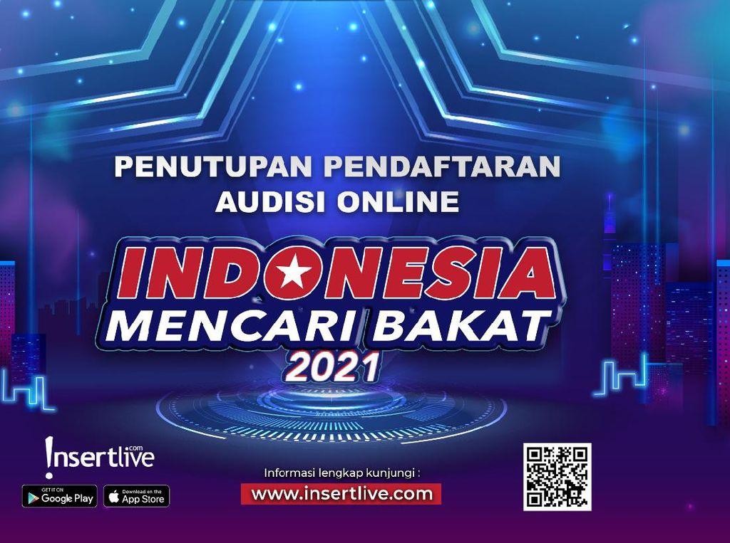 Detik-detik Penutupan Pendaftaran Online Indonesia Mencari Bakat 2021
