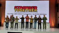Merger Indosat dan Tri Penantang Terkuat Lawan Telkomsel