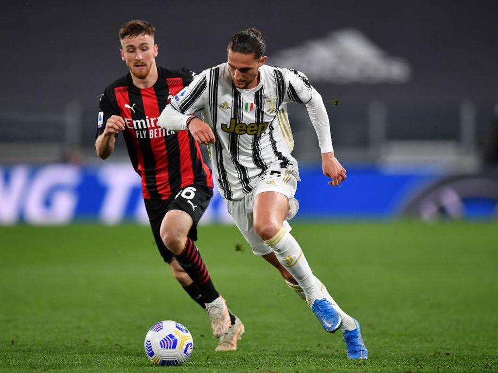 10 Fakta Juventus Vs AC Milan: Rekor Buruk Rossoneri Lawan Bianconeri