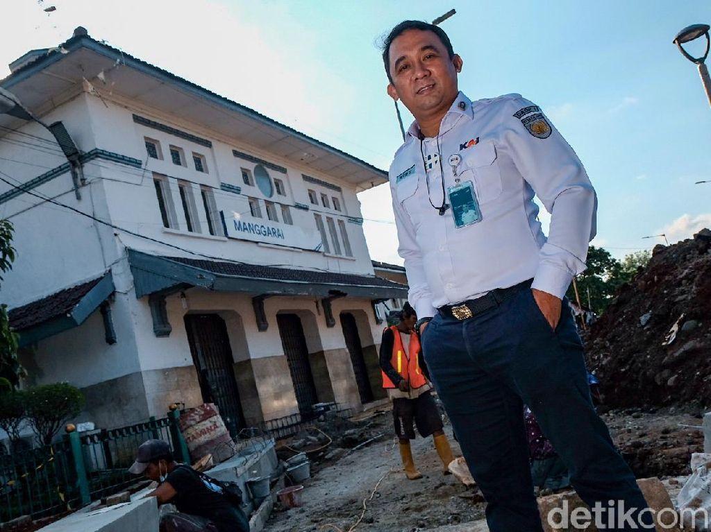 Bak Avatar, KS Manggarai Kendalikan Stasiun Tersibuk di Jabodetabek