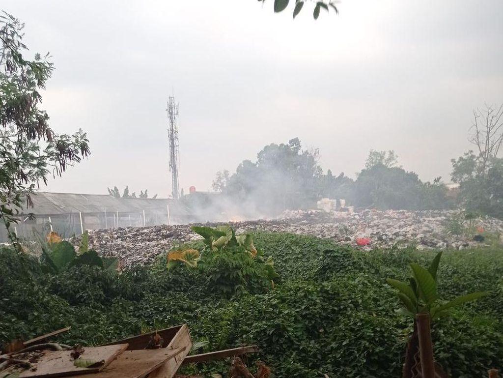 Lahan Sampah di Pondok Betung Bikin Resah, Pemkab Tangsel Cari Solusi