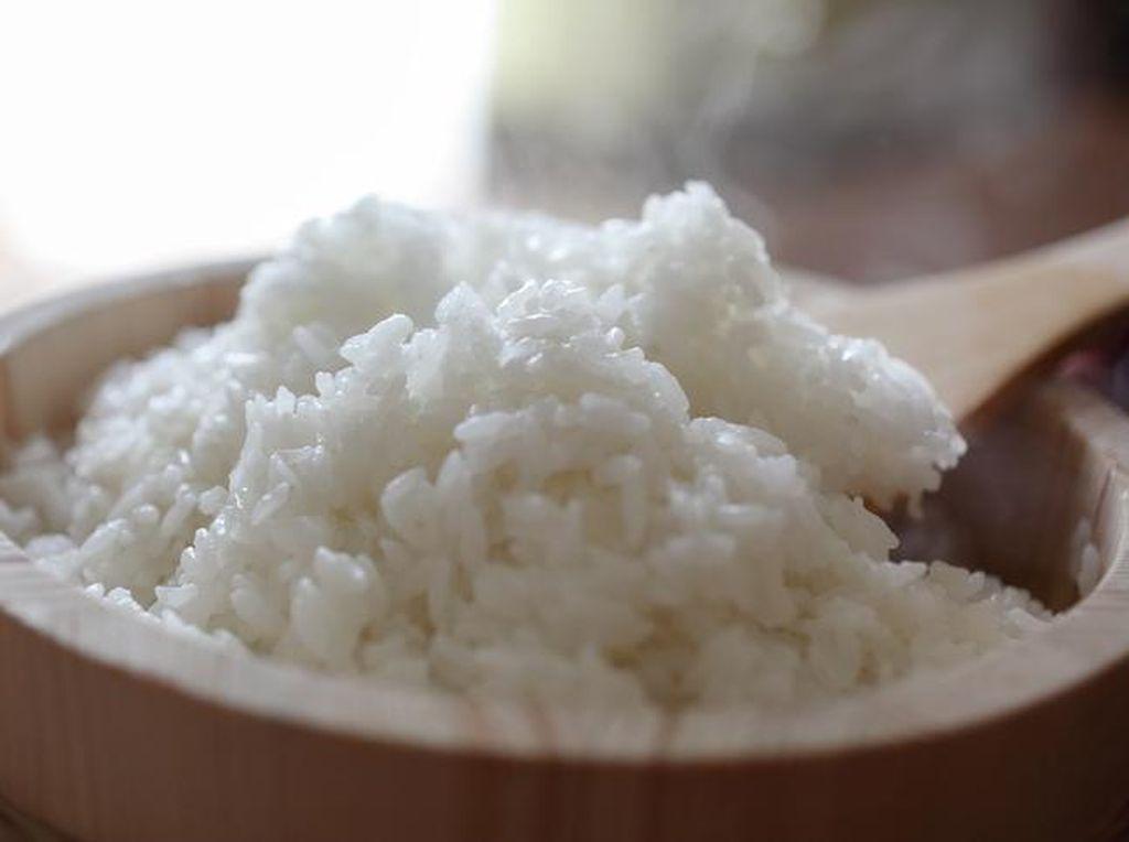 6 Manfaat Nasi untuk Kesehatan, Bikin Kulit Mulus dan Stabilkan Tekanan Darah