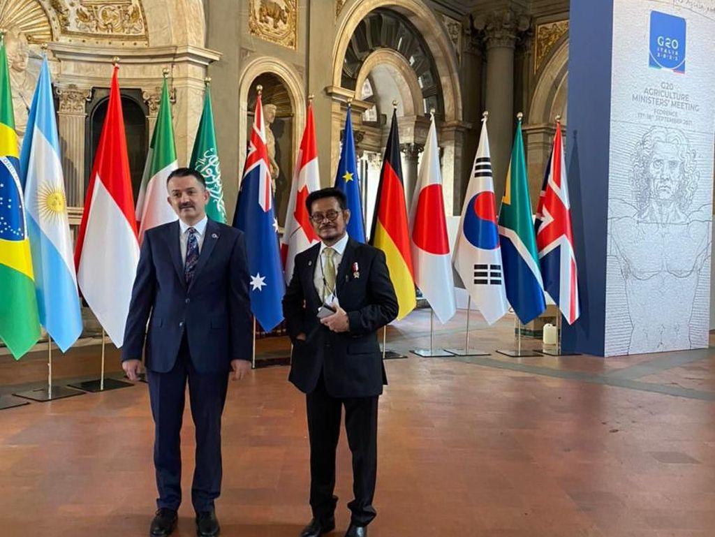 RI Dukung Pertanian Afrika Capai Target SDGs di Pertemuan G20