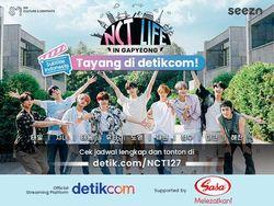 NCTzen Merapat! Ada Kejutan Berhadiah Lightstick-Album NCT 127, Mau?