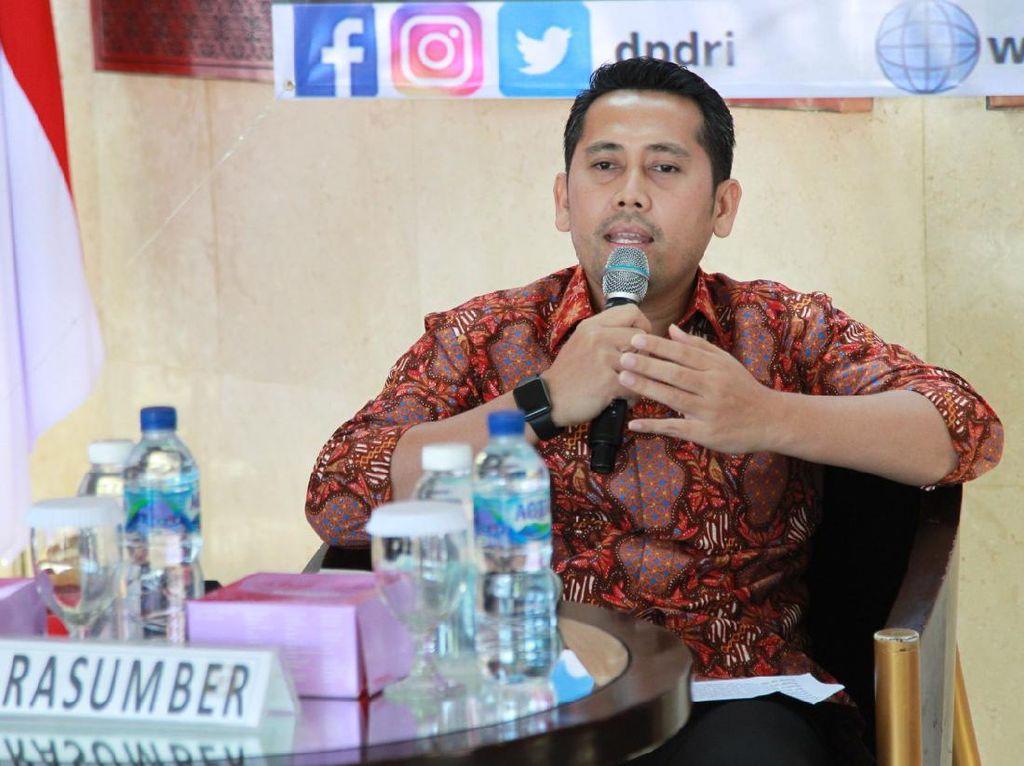 Ke Desa, Anggota DPD Ini Ngaku Ditanya: Kenapa Capres Tak Bisa Perseorangan?