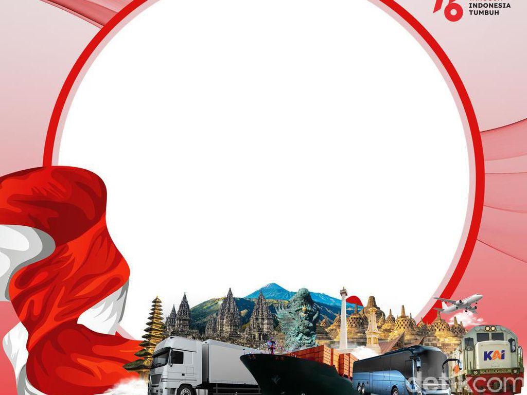 Twibbon Hari Perhubungan Nasional 2021, Cocok Diunggah di Medsos