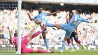 Man City Vs Southampton: The Citizens Tertahan 0-0 di Kandang