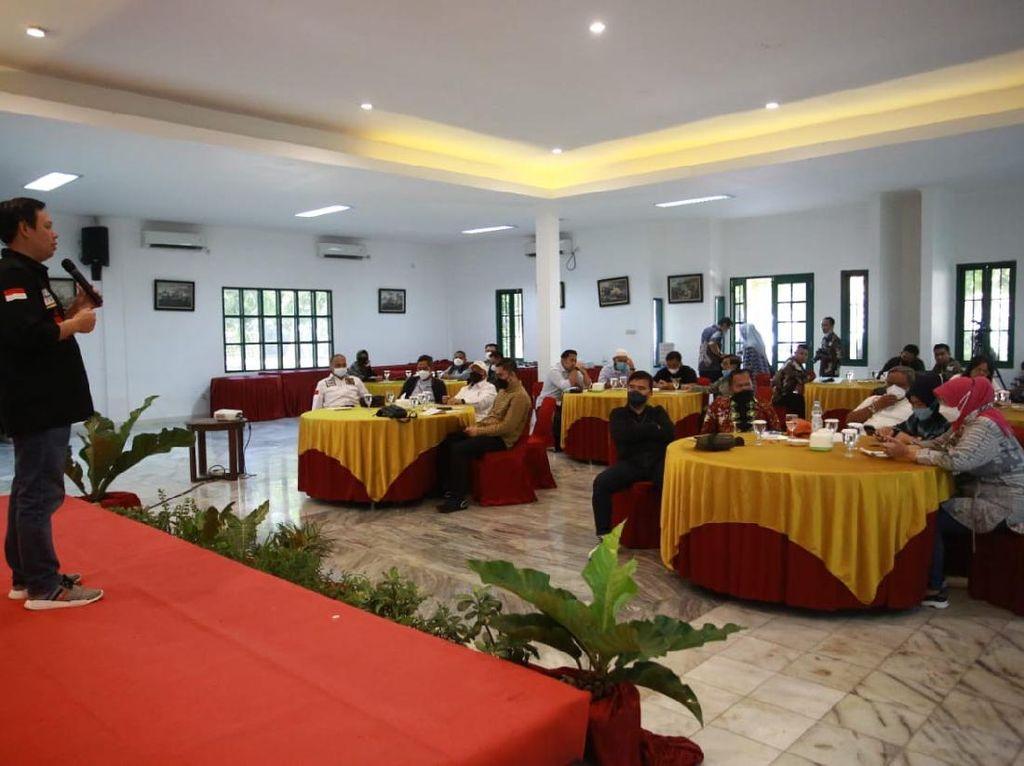 Senator DPD Se-Sumatera Gelar Pertemuan di Pulau Seribu, Bahas Apa?