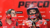 Hasil Kualifikasi MotoGP San Marino: Bagnaia Pole, Ducati Start 1-2