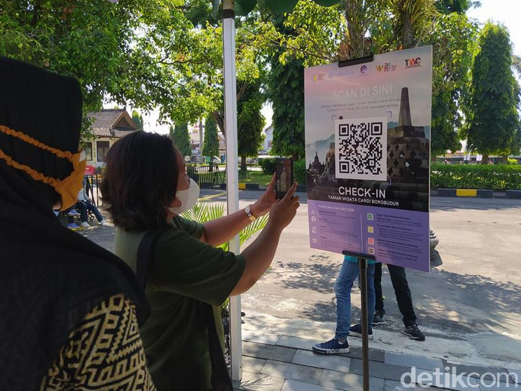 Sinyal HP Lemot di Desa Wisata Borobudur, Pemerintah Pasang 20 Mobile BTS