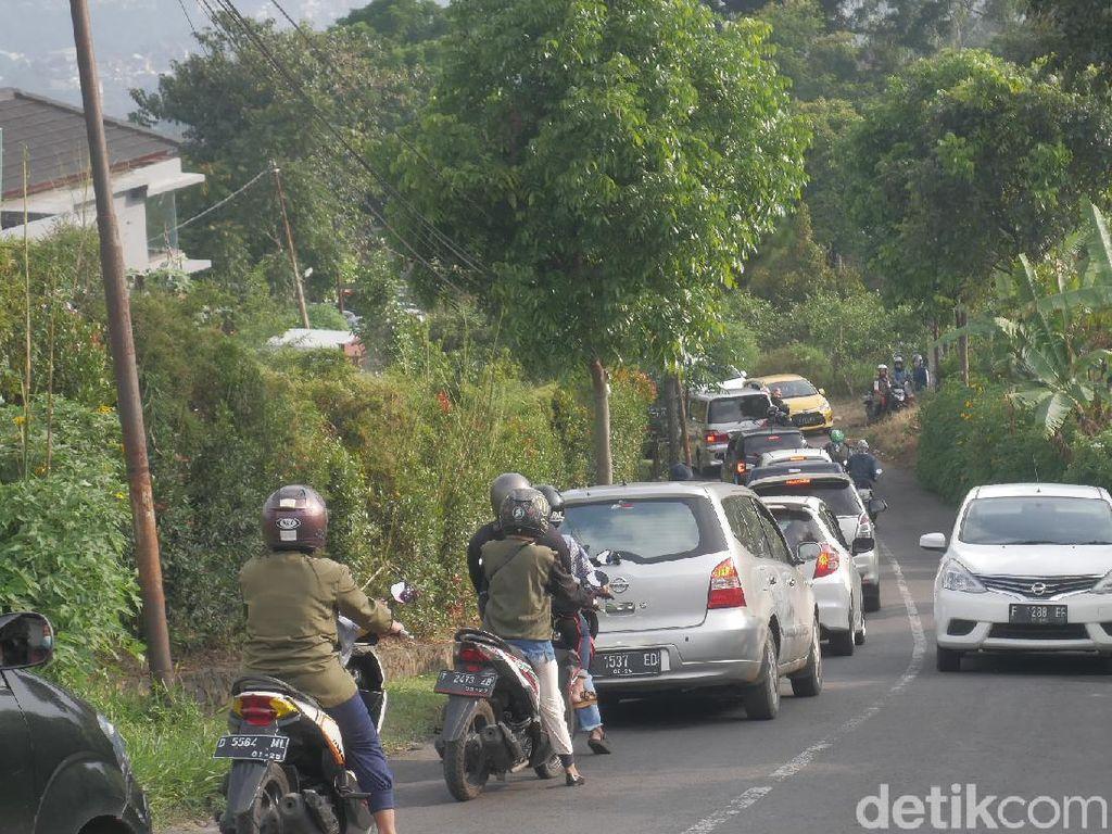 Hindari Macet di Jalur Utama, Ini 3 Rute Alternatif Menuju Lembang