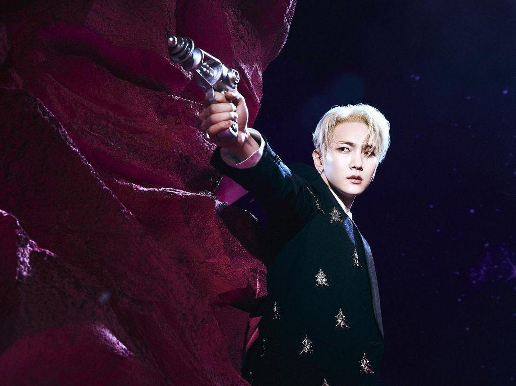 Key SHINee Ikut Tulis Lirik Lagu di Album Bad Love