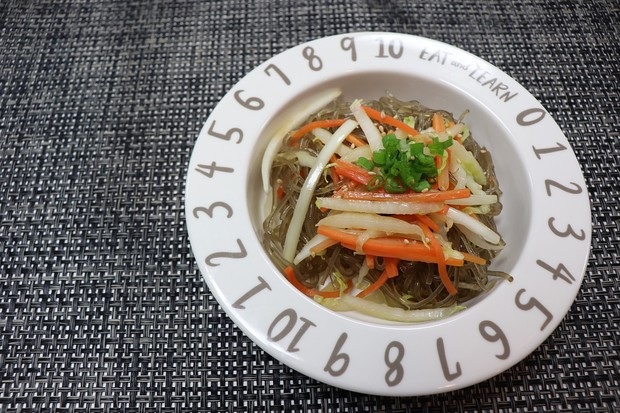 Makanan tradisional Korea - Japchae