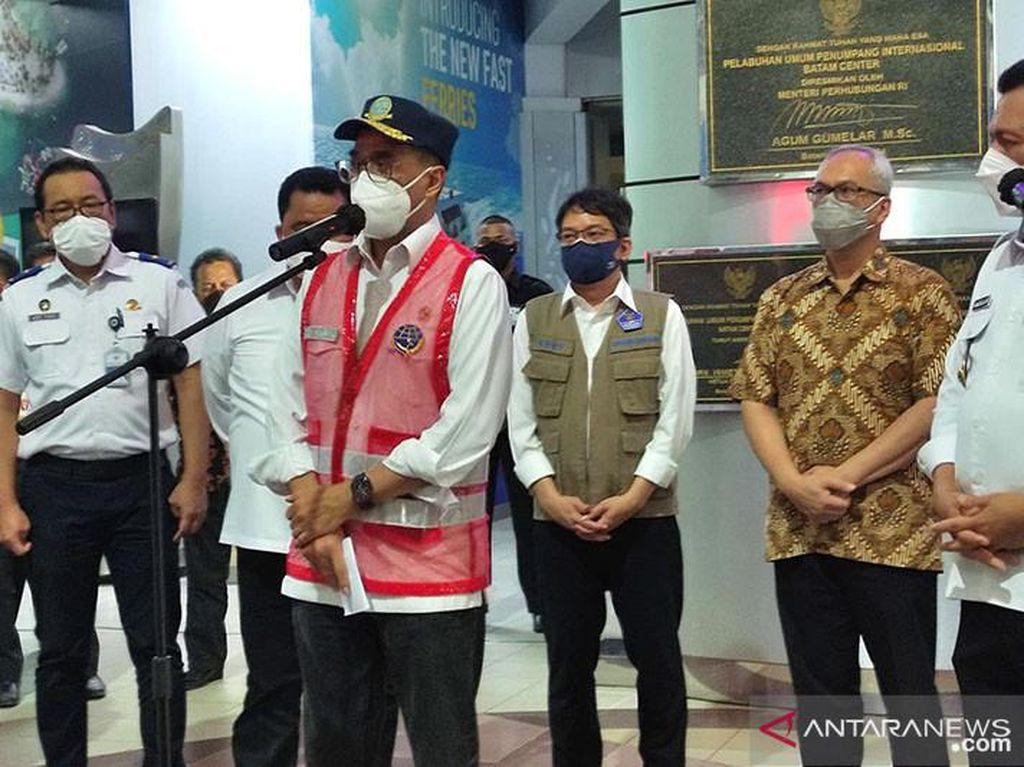 Kemenhub Minta Maaf Terkait Insiden Pengawal Menhub Cekik Wartawan di Batam