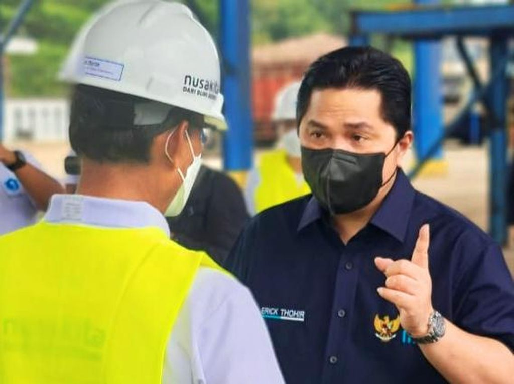 Erick Thohir: Jangan Medical Check Up di Singapura-Malaysia, Bali Lebih Sip!