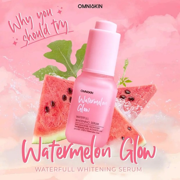 serum semangka
