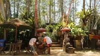 Foto: Wisata Ala Kampung Bali di Jepara