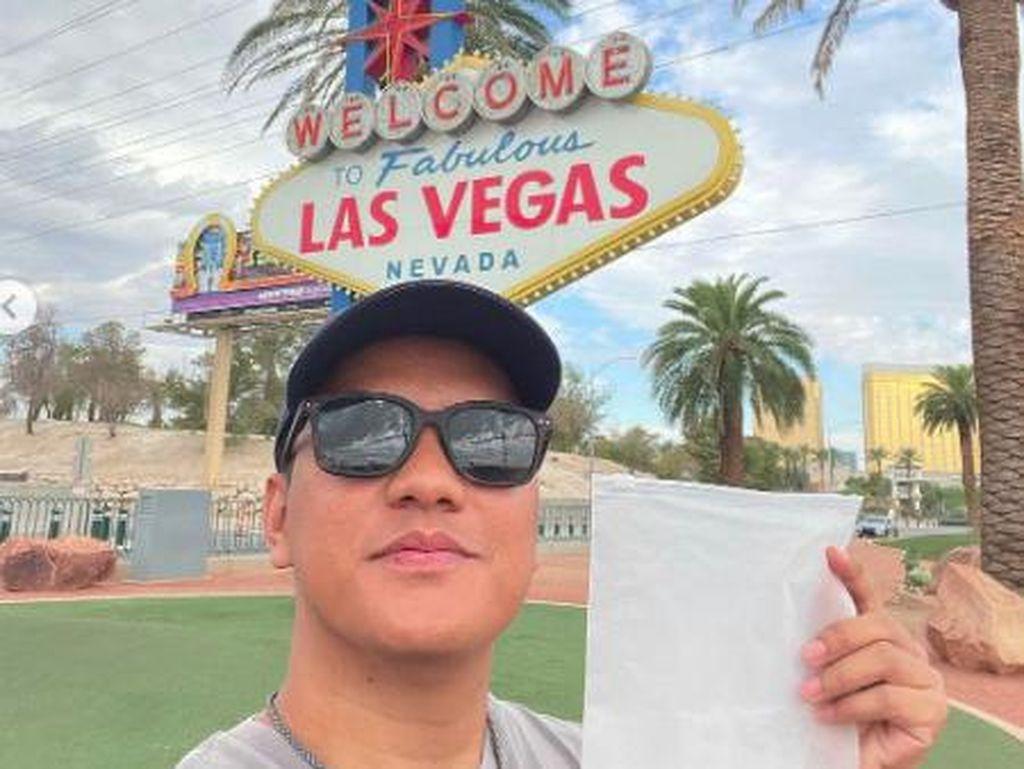 Bukti Arief Muhammad Beri Uang Lelang Udara Las Vegas untuk Guru Honorer