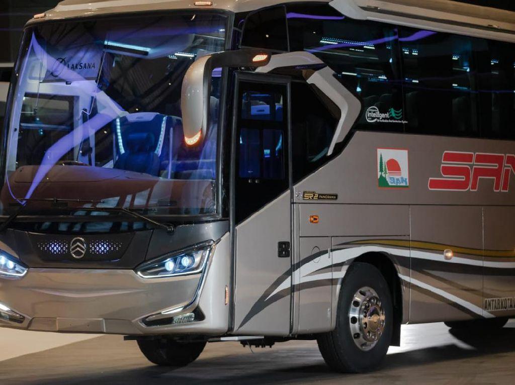 Ini Alasan PO SAN Rilis Armada Bus Single Glass